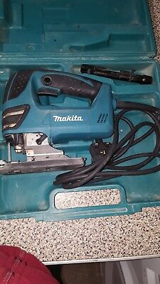 Makita 4350CT Jigsaw Orbital Action with Tool-less Blade Fixing 240V