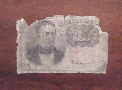 1874  Fractional Currency 10 CENT Note