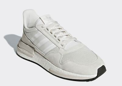 ADIDAS - ZX 500 RM Boost Grey Five   Footwear White   Clear Orange ... 108b36b14