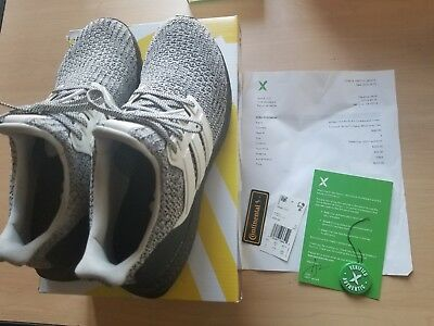 low priced 755bc f4986 ADIDAS ULTRA BOOST 4.0 Cookies and Cream Size 9 White Grey Black from StockX