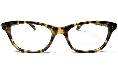 Oliver Peoples Ashton Hickory Tortoise Womens RX Eyeglass Frame OV5224 1550 50mm