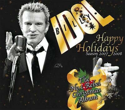 Happy Holidays (A Very Special Christmas Album) by Billy Idol