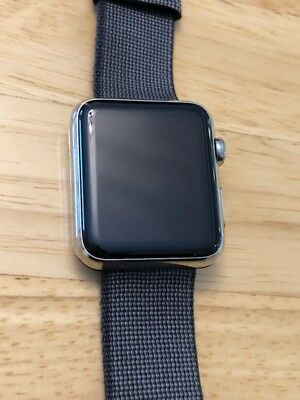 Apple Watch 1St Generation Series 1 Great Condition - Used 42Mm Stainless Steel