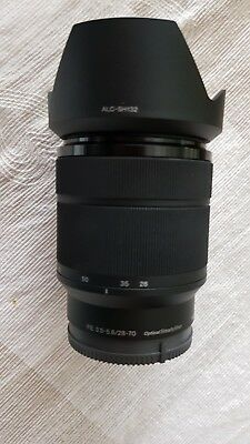 Sony Alpha SEL2870 28-70 mm F/3.5-5.6 IS AF OSS FE Objektiv Vollformat, E-Mount