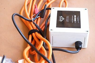 Battery Charger VHI Unit 200-240v in 18-20 DC/2A out Military Grade AC/DC