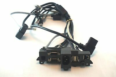 Senor iSPOS 800 POS System I/O Cables Loom Complets Cables and Ports