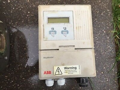 ABB Mag Master flow meter DN40