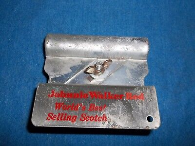 Vintage Johnnie Walker Red Box Opener Still In The Box  World`s Best Scotch