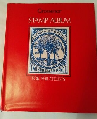 German States & Deutsches Reich Incredible Stamp Collection In Consul Album