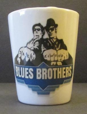 A Very Nice Charming  Blues Brothers  1  1/2 oz. Shot Glass