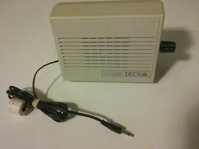 Vintage Digital DECTALK 70 29613 01 Speaker for Speech Synthesizer *Speaker Only