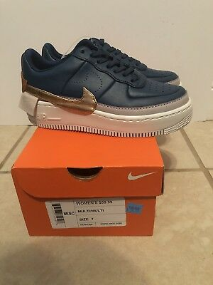 reputable site 40009 49bf1 Nike Women's Air Force 1 Jester XX ReImagined Off White SAMPLE AO1220-100  Size 7