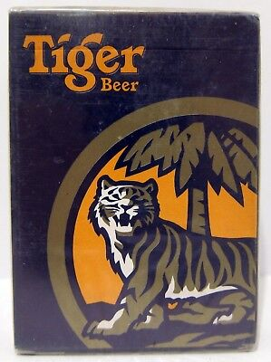 Tiger Beer Playing Cards - Us Seller