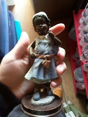 African american figurine