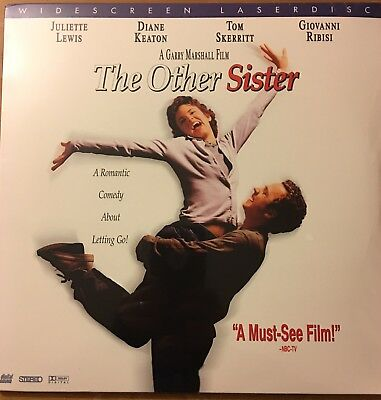 The Other Sister Widescreen Laserdisc 1999 Release Sealed
