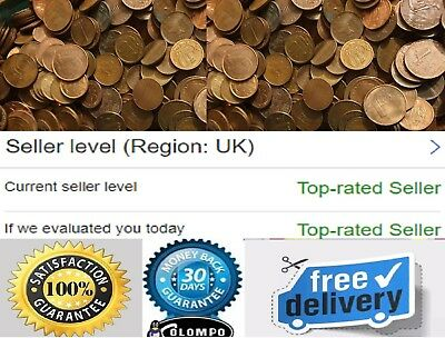1.9 OR 1 kg SMALL COINS PENNIES CENTS PENCE WORLDWIDE SEE IMAGES UK SELLER GIFT