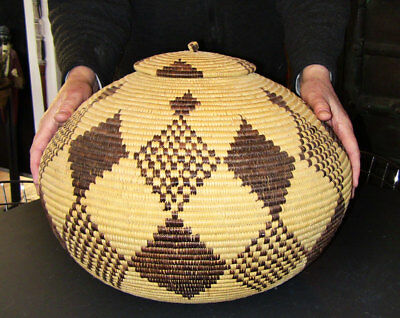 Very Large Basket - African