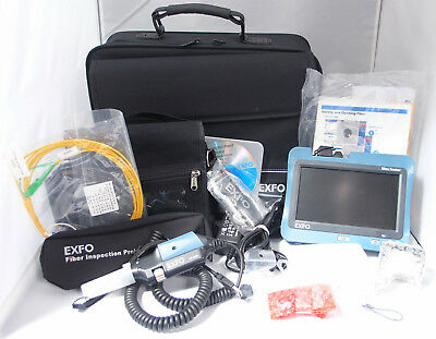 EXFO MAX-FIP Intelligent connector and fiber certifier