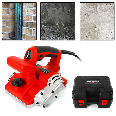 Handheld Electric Brick Wall Chaser Floor Wall Groove Cutting Machine 2000R/Min