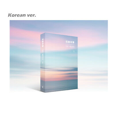 花樣年華 THE NOTES 1 (Korean ver.) BTS [HYYH] + Free Tracking number