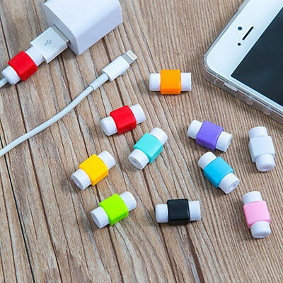 Universa USB Data Cable Line Protector Anti Breaking Protective Phones Acces