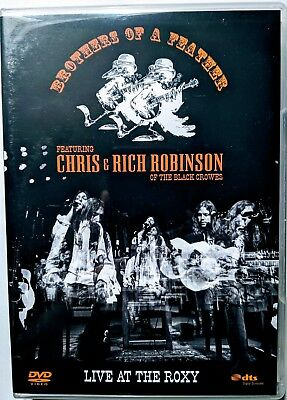 Chris & Rich Robinson - Brothers Of A Feather Live at the Roxy (DVD/CD Combo)
