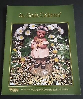 1990 All God's Children Magazine Miss Martha Originals
