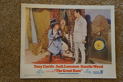 Great Race  Natalie Wood  Tony Curtis 1965  Lc #8