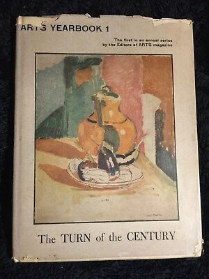 Arts Yearbook 1 The Turn of the Century - by Editors of Art Mag. Hardcover