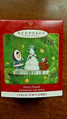 Hallmark 2000 Frosty Friends # 21 In Series