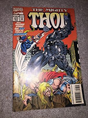 The Mighty Thor #477 1989, Marvel) Near Mint, Comic Book