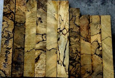 Hawaiian Spalted Mango Burl Wood Pen Blanks,crafts #137