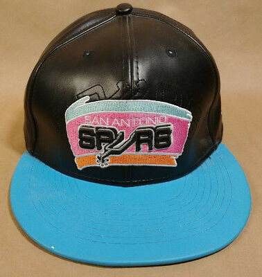 new product a9f5c f6dd8 ... shop mitchell ness nba san antonio spurs snapback hat hardwood classic  acrylic shiny 02bb4 5e5fa