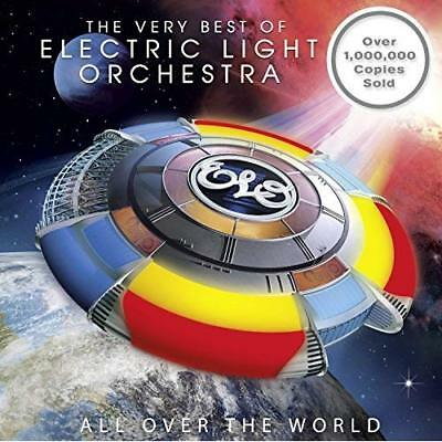 All Over The World: The Very Best Of ELO Electric Light Orchestra Audio CD