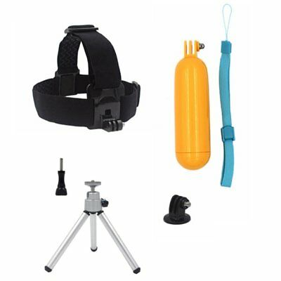 Action Camera Accessories Tripod Floaty bobber Suction Cup For Xiaomi 4K FS
