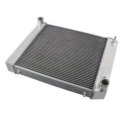 56Mm 3 Row Aluminium Radiator For Land Rover Discovery 1 Defender 200Tdi 1989-94