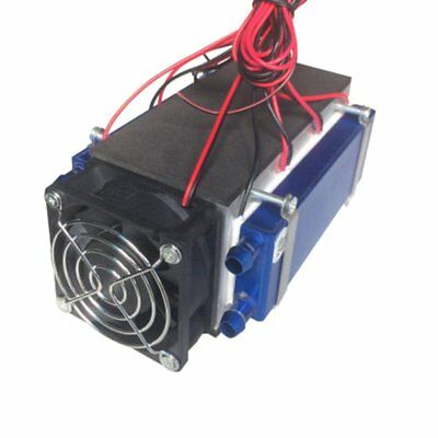 12V 576W 8-Chip TEC1-12706 DIY Thermoelectric Cooler Refrigeration LX