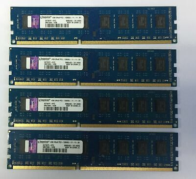 Memory/Ram Kingston 4GB/8GB/16GB KVT8FP-HYC DDR3-1600 DIMM Desktop PC to HP DELL