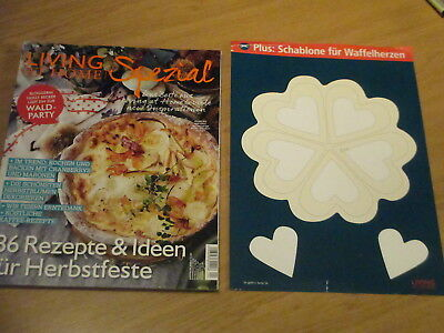 Living At Home Spezial No. 24 -86 Rezepte & Ideen Fuer Herbstfeste - Top