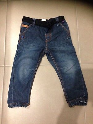 Toddler Jeans By BAKER Baby Size 2, Excellent Condition