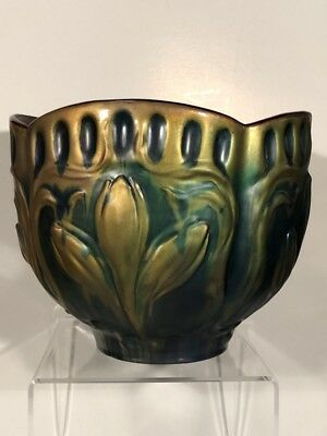 Zsolnay Art Nouveau Planter - Early 1900s