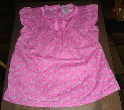 Carters Girls Top Size 4T Preowned