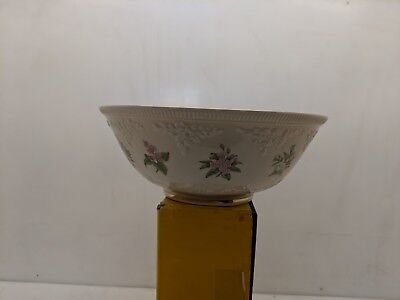 "Lenox China The Constitution Floral 10 1/2"" Bowl,"