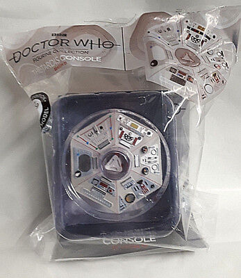 Eaglemoss DOCTOR WHO The TARDIS Console (Season 15) Special LIMITED EDITION Mint