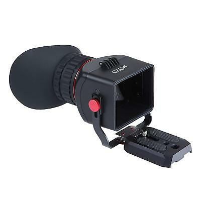 """Movo VF40 Universal 3X LCD Video Flip Viewfinder for DSLR Camera 3-3.2"""" Screen"""