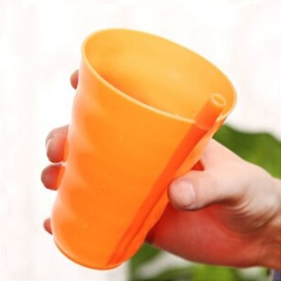 Drinking Straw Candy Color Milk Cup Cup Cold Drink Cup Drinking Water Cups