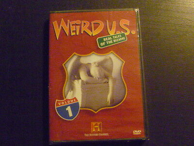 Weird U.S.: Real Tales of the Bizarre Vol. 1  DVD  NEW
