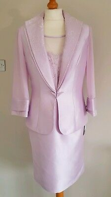 Orchid Veni Infantino Mother Of The Bride/special Occasion Outfit Size:10
