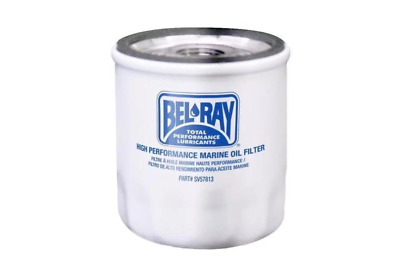 1 Case of 12 Units - New SV57813 Bel-Ray High Performance Marine Oil Filters