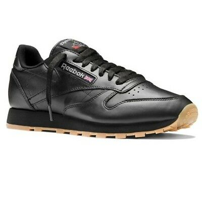 newest collection 97901 84dc3 REEBOK CLASSIC LEATHER weiß od. schwarz Herren Damen Fashion Sneaker Schuhe  NEU